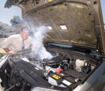 Why You Should Stop Driving If Your Engine Is Overheating